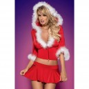 SANTA LADY-SKIRTY-SET. OBSESSIVE