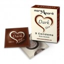 CONDONES CHOCOLATE 3 UDS